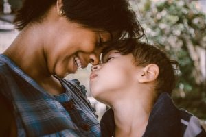 The Three Odd Truths of Motherhood